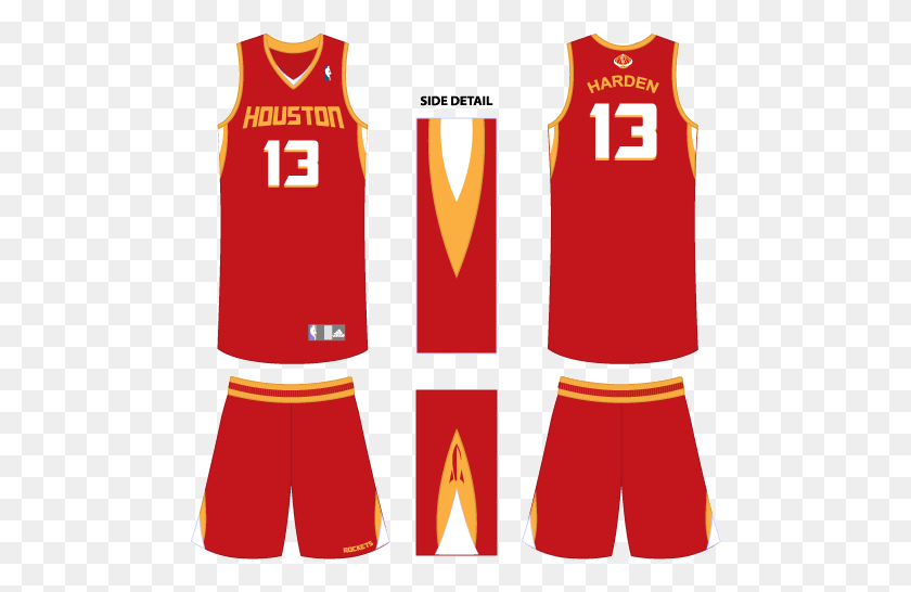 Houston Rockets Logo Concept - Houston Rockets Logo PNG