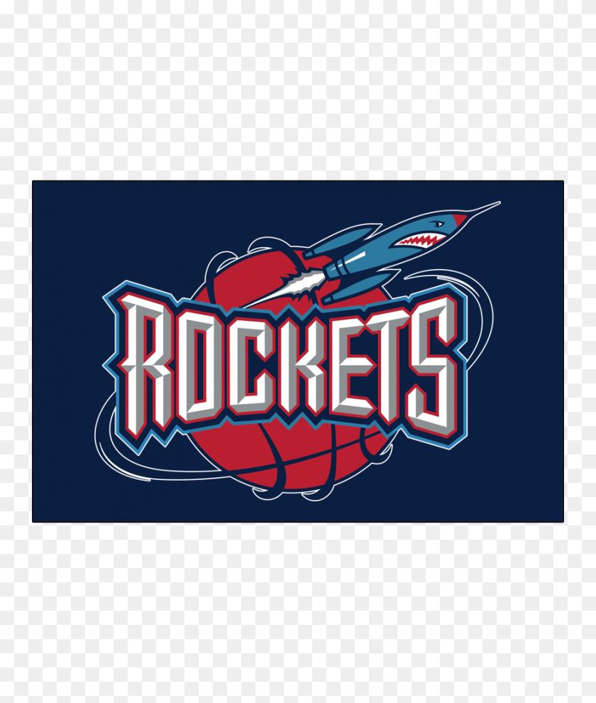 Houston Rockets Logos Iron Ons,iron On Transfers - Houston Rockets Logo PNG