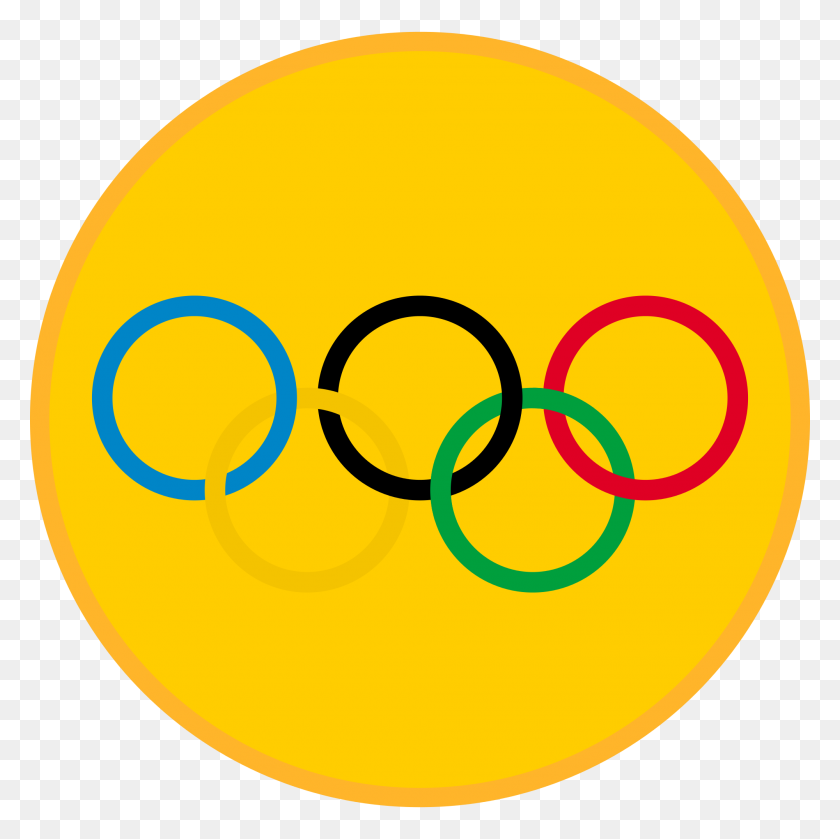 How Much Gold Is In A Gold Medal - Olympic Gold Medal Clipart