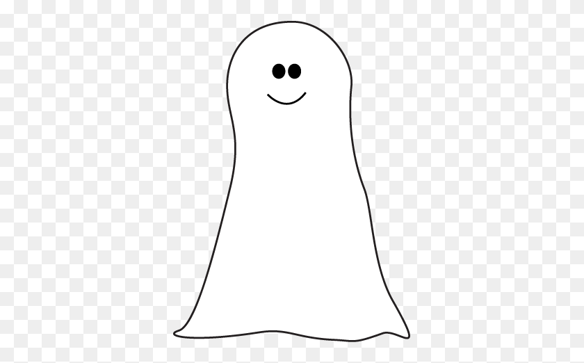 341x462 How To Draw A Pac Man Ghost, Pinky, Step - Video Game Clipart Black And White
