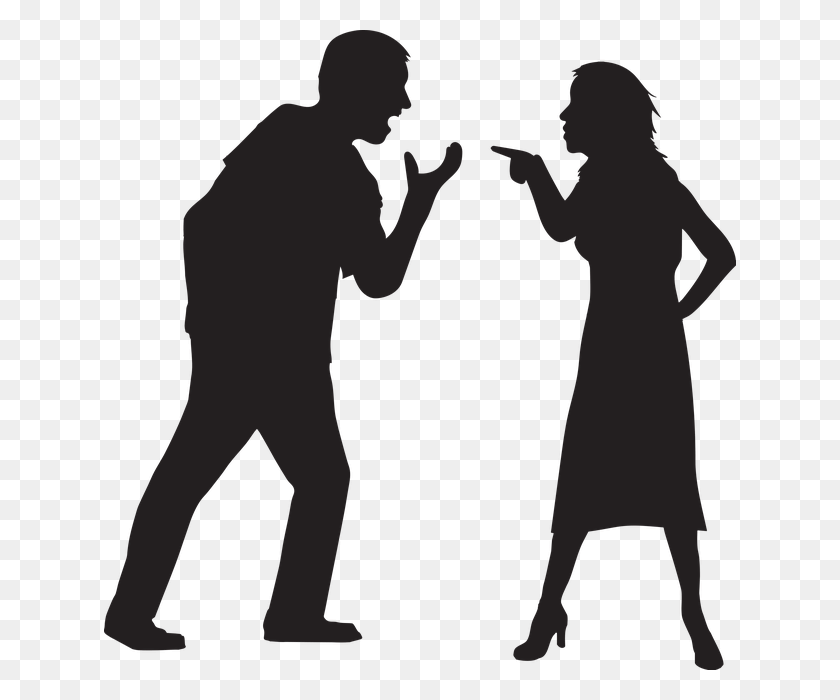 How To Handle An Argument With Another Parent Heartbeats Soul - People Arguing Clipart
