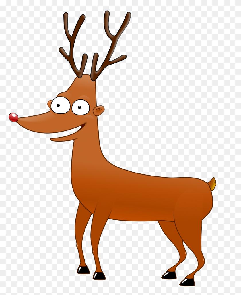 Hq Reindeer Png Transparent Reindeer Images - Reindeer Antlers PNG