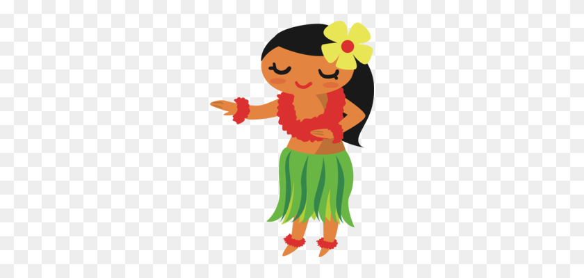 236x340 Hula Cuisine Of Hawaii Dance Ukulele - Ukulele Clip Art