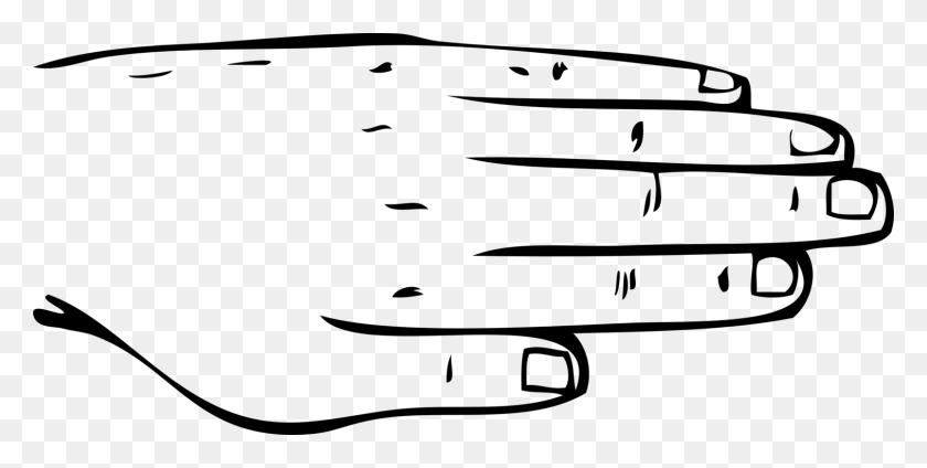 Human Body Human Back Hand Nail Computer Icons - Nail Clipart