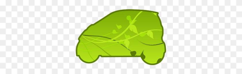 Hybrid Car Silhouette - Car Silhouette PNG