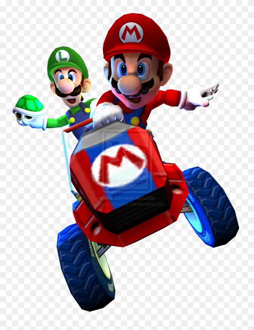 I Have Loved And Played Mario Kart Double Dash Since I Could Pick Mario Kart Png Stunning Free Transparent Png Clipart Images Free Download