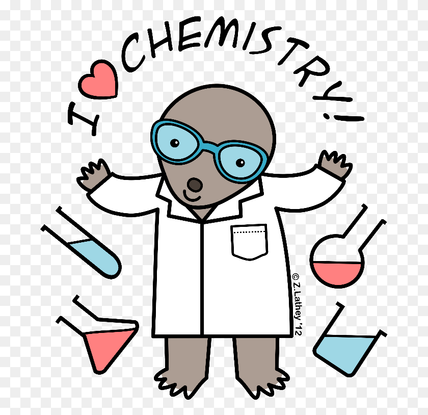 I Heart Chemistry Mole - Mole PNG