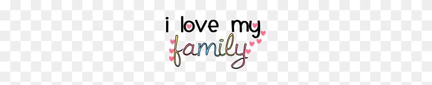 I Love My Family Clipart, I Love My Family Clipart Clip Art - My Family Clipart