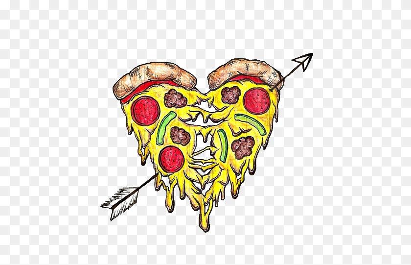 I Love Pizza Tumblr Love Pizza Tumblr Sometimes You Love Pizza - Pizza PNG Tumblr