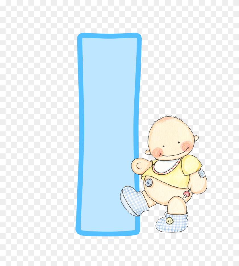 I Pablito - Baby Boy Clipart