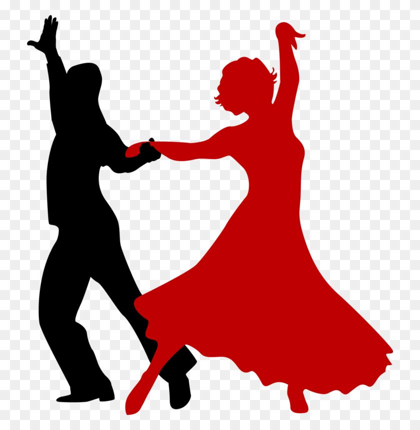 Iandeks Fotki Muurschilderingen Binnenshuis Clip - Salsa Dance Clipart