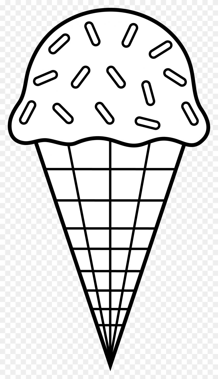 Ice Cream Cones Cotton Candy Ice Pop Ice Cream Cone Png Clipart - Orange Cone Clipart