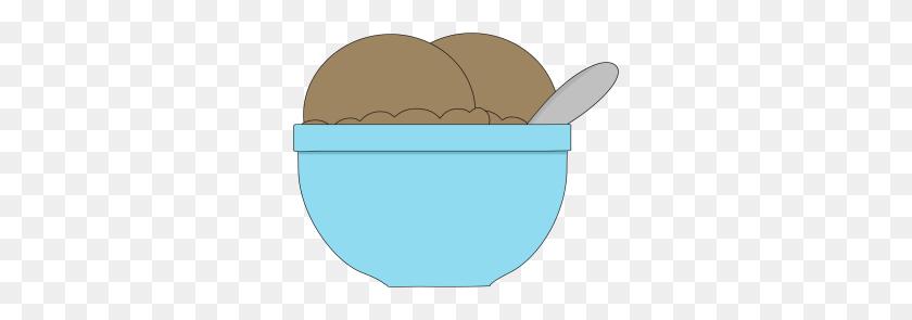 Ice Cream Scoop Ice Cream Bowl Clipart - Ice Cream Bowl Clipart