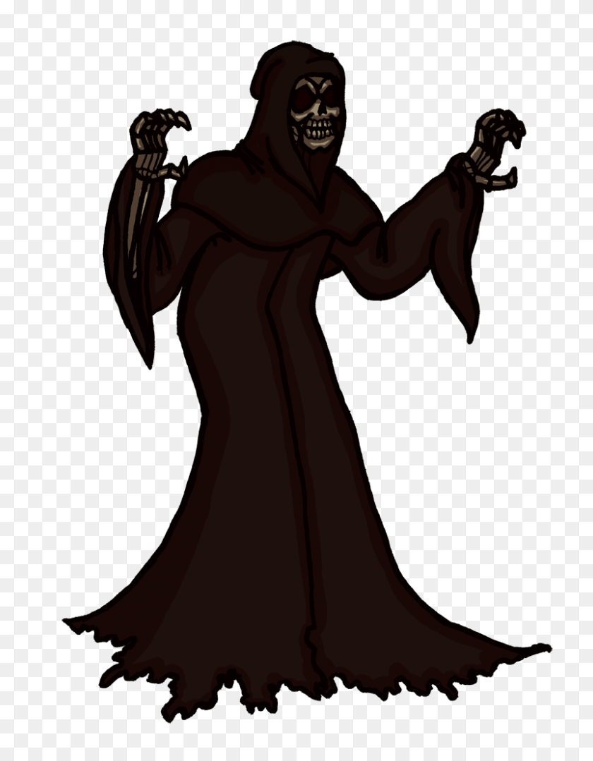 Ichf The Ghost Monk Of Otranto Horror Flora - Monk PNG