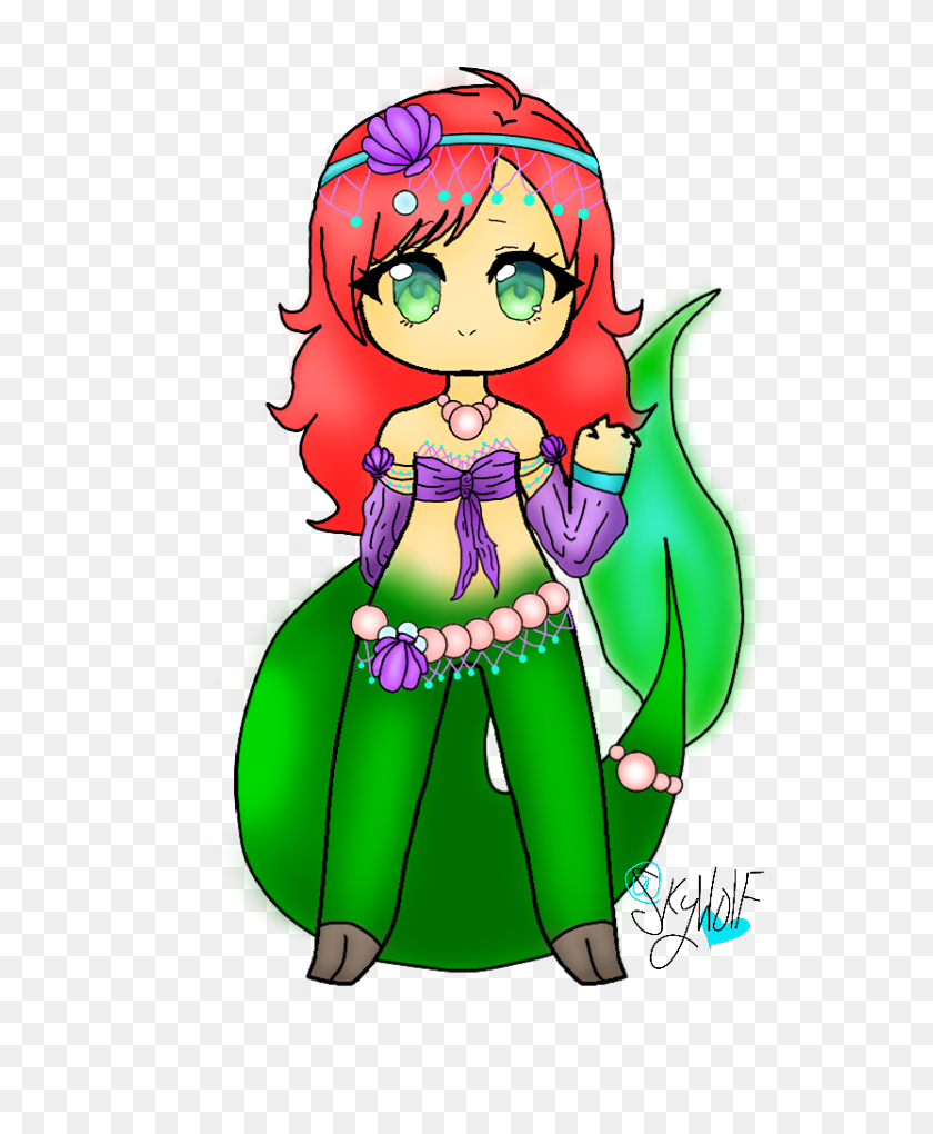 Ichthyocentaur With A Touch Of The Little Mermaid - The Little Mermaid PNG