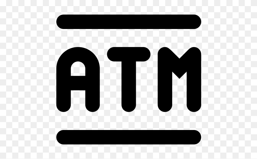 Icon Atm Atm, Atm, Atm Withdrawal Icon With Png And Vector Format - Atm Clipart