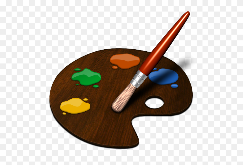 Icon Vector Painting - Painting PNG