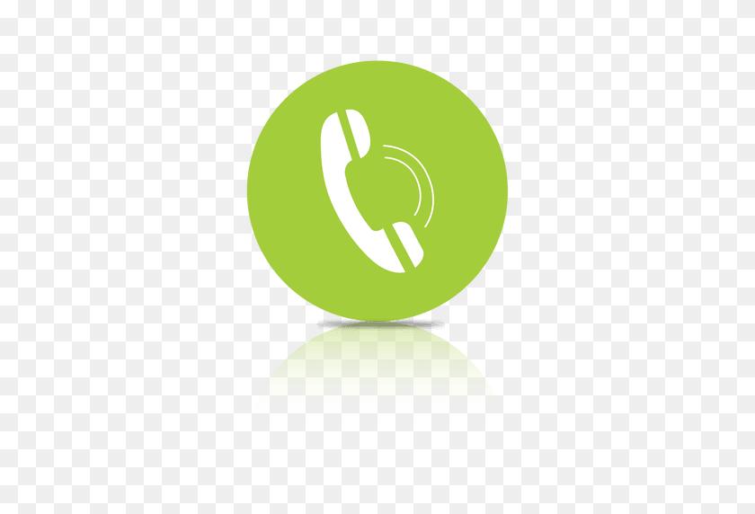 512x512 Icono De Sombra - Icono Telefono PNG