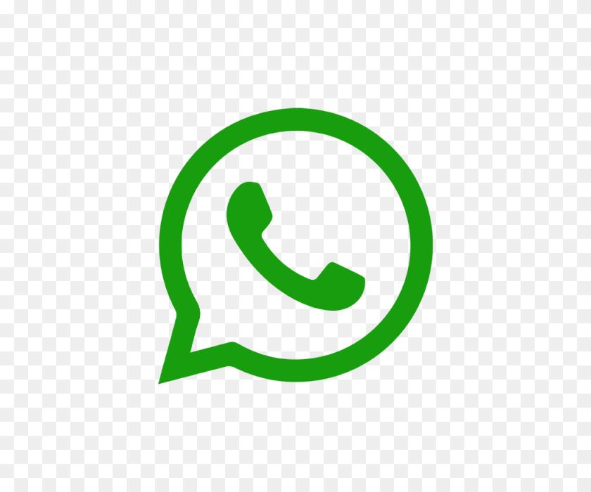 640x640 Icono De Whatsapp Sociales Medios De Icon Png Y - Icono Telefono PNG