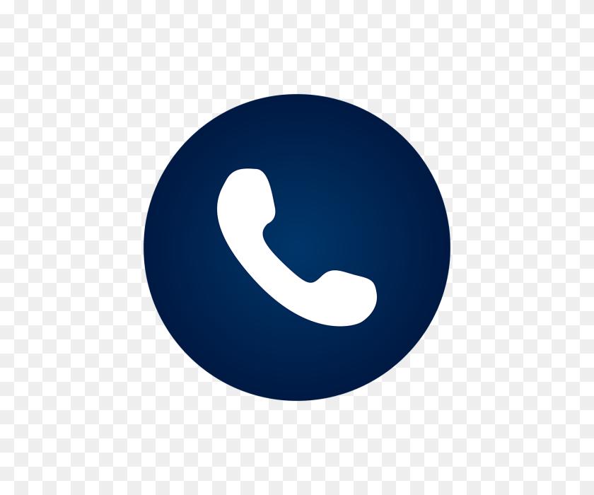 640x640 Icono Del Telefono Icono Signo Png Y Vector Para Descargar - Telefono PNG