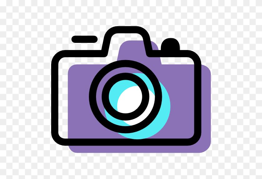 Icono Fotografia, Camara Gratis De Color Desktops And Gadgets - Camara PNG