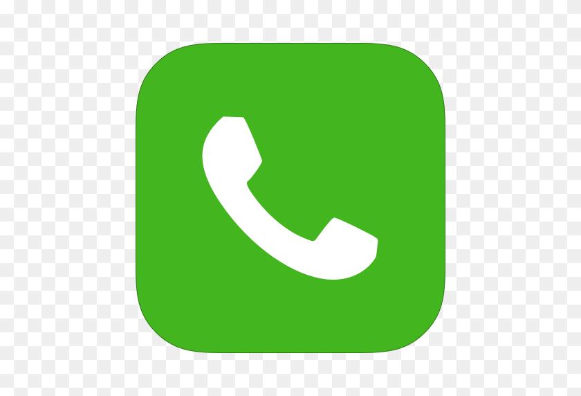 512x512 Icono Metro, Telefono Alt Gratis De Style Metro Ui Icons - Icono De Telefono PNG