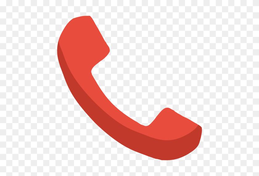 512x512 Icono Telefono Gratis De Small Flat Icons - Icono Telefono PNG