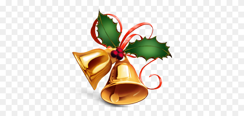 Ideal Christmas Bells Clip Art - Christmas Bell Clipart