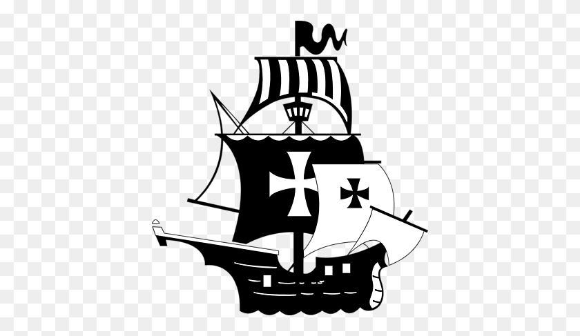 Ideal Free Pirate Clipart Black And White Free Pirate Ship Clip Art - Pirate Boat Clipart