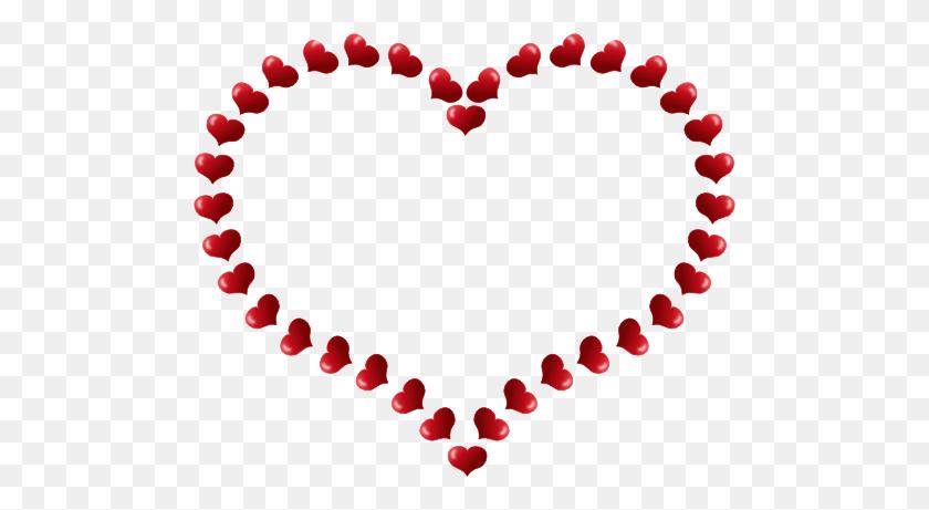Ideal Heart Border Clipart Clip Art Borders Love Heart Clipart - Love Heart Clipart