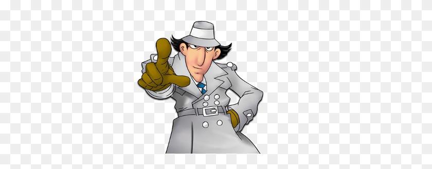 Ikn Keith Neumeyer Is Inspector Gadget - Inspector Gadget PNG