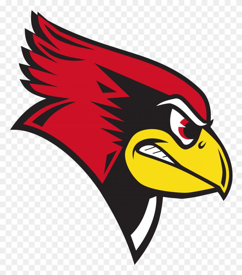 Illinois State Redbirds - Illinois Clip Art