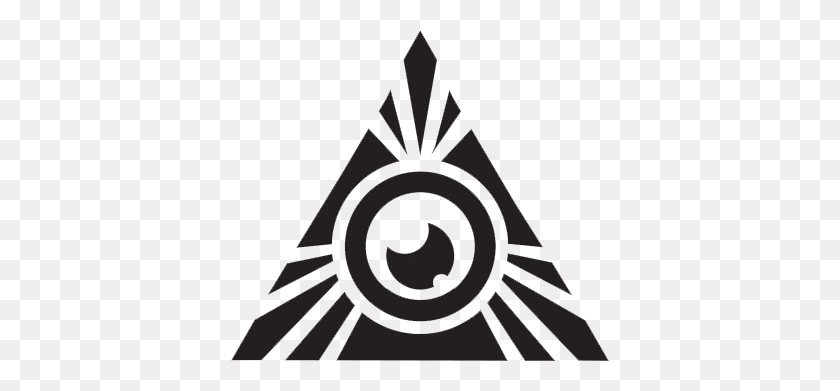 Illuminati Symbol Png, Cropped Illuminati Symbol Eye - Illuminati PNG