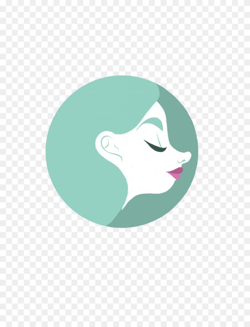 Illustration Jordan Kincaid - Sled Dog Clip Art