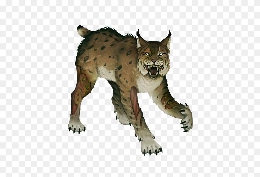 512x512 Image - Lynx PNG