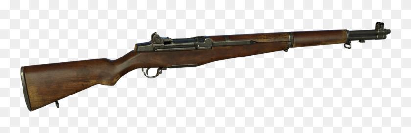 1024x280 Image - M1 Garand PNG