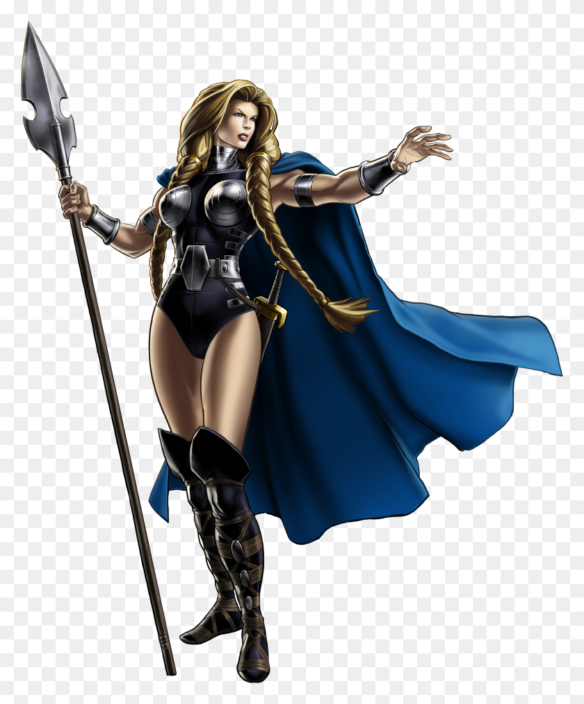 2001x2446 Image - Valkyrie PNG