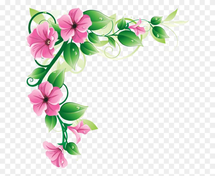 Image - Pink Border PNG