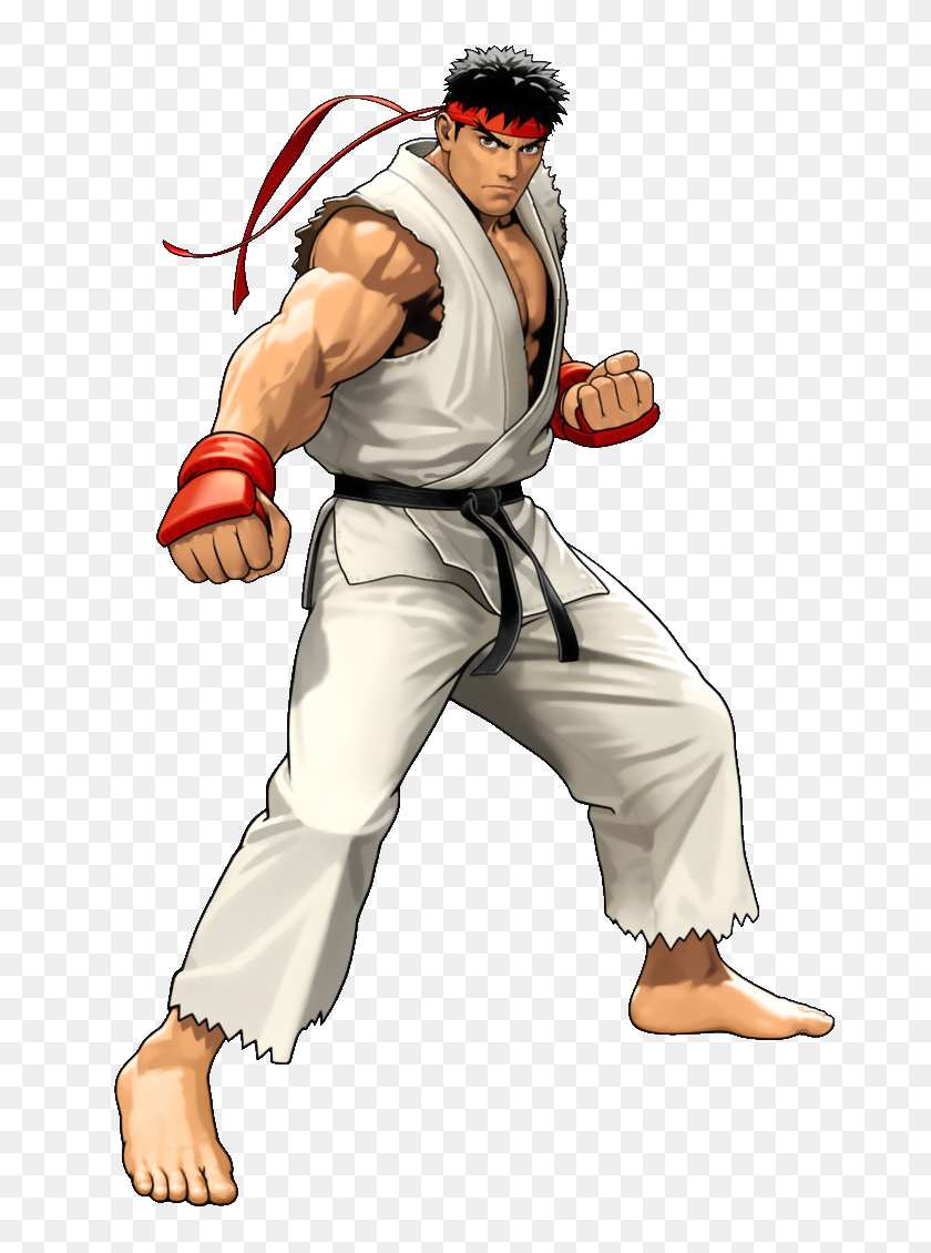 700x1070 Image - Ryu PNG