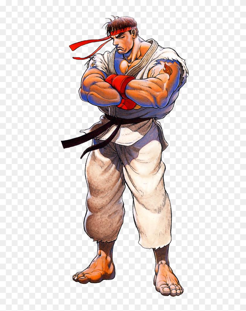 1400x1800 Image - Ryu PNG