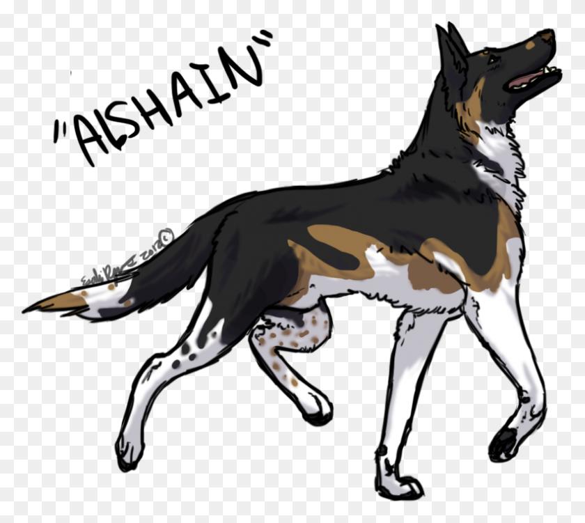 Image - Sled Dog Clip Art