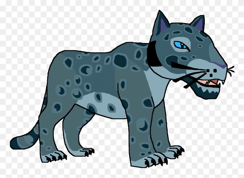 Image - Snow Leopard Clipart
