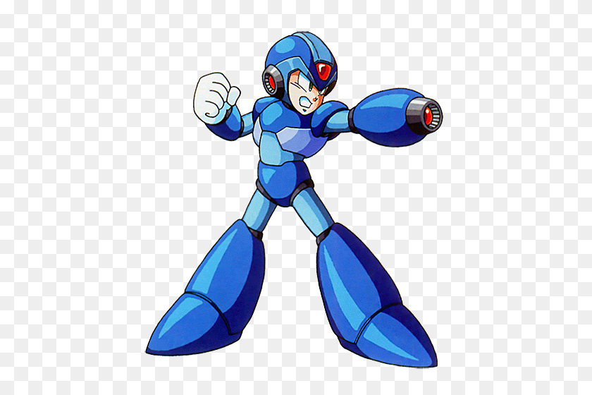 432x500 Image - Mega Man X PNG