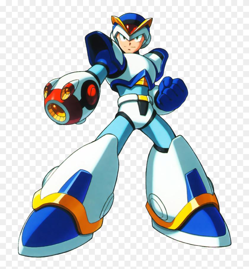 750x848 Image - Mega Man X PNG