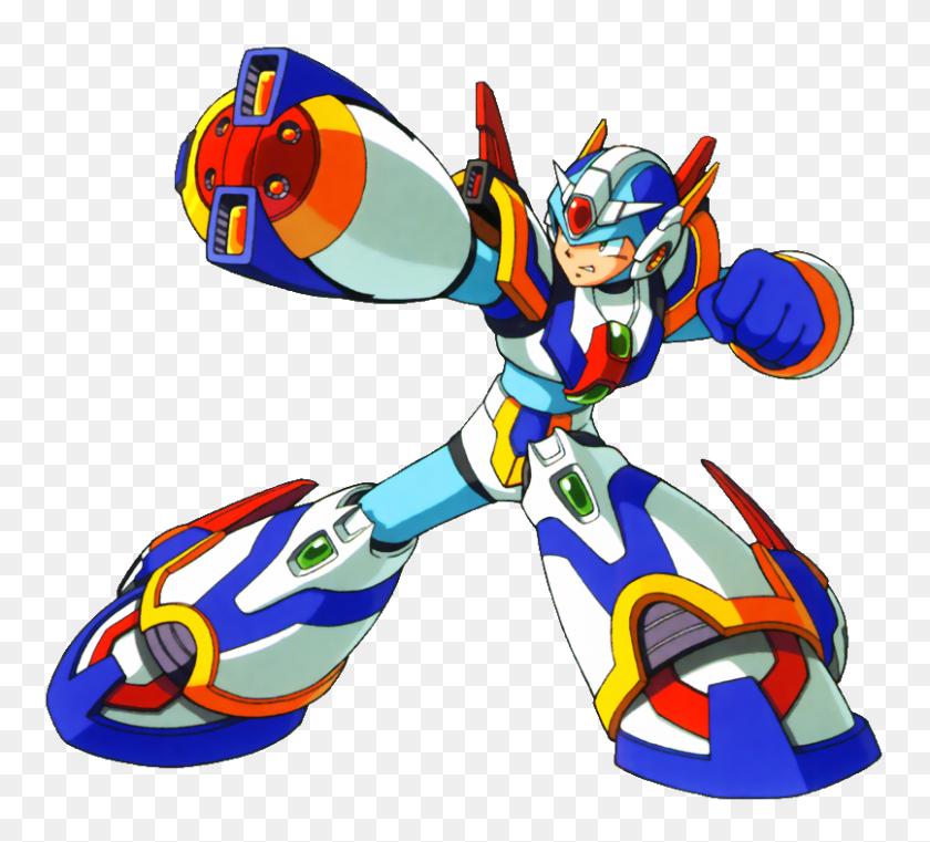 806x725 Image - Megaman X PNG