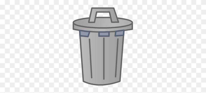 Image - Trash Bin PNG