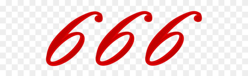 Image - 666 PNG