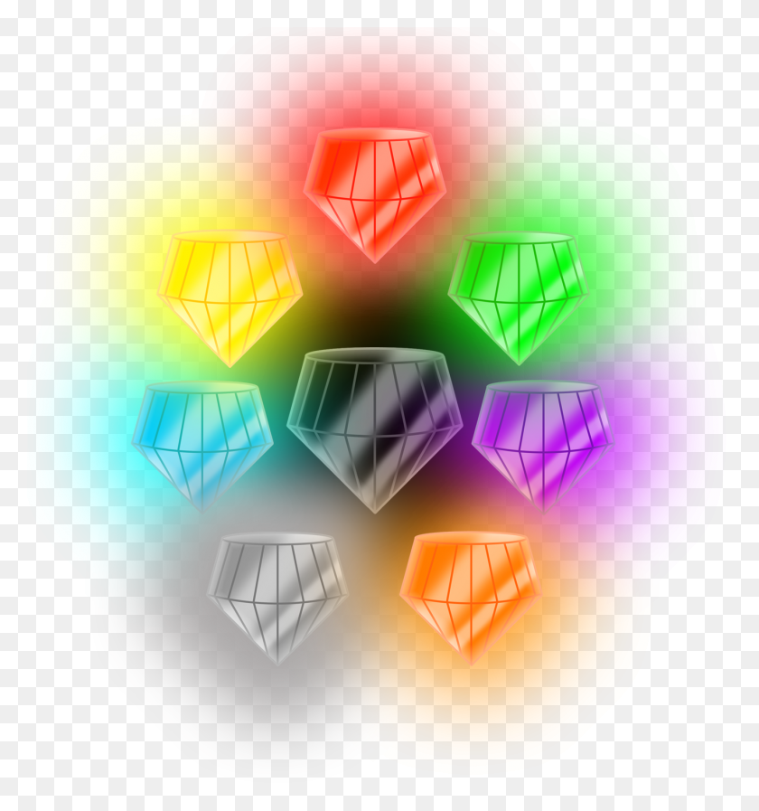 Image - Chaos Emeralds PNG