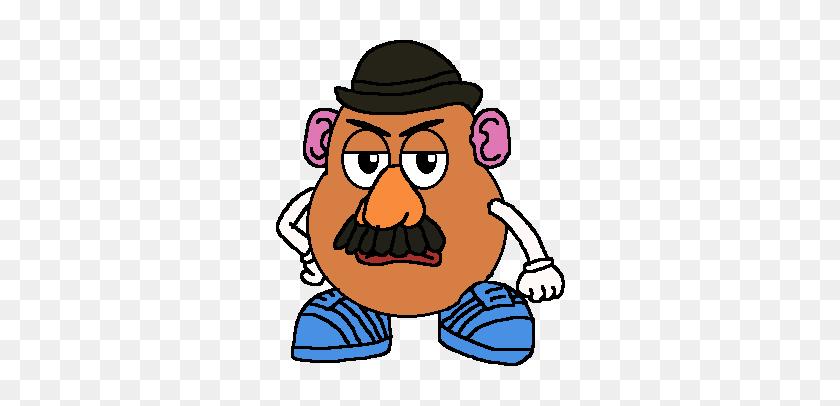 Image - Mr Potato Head PNG