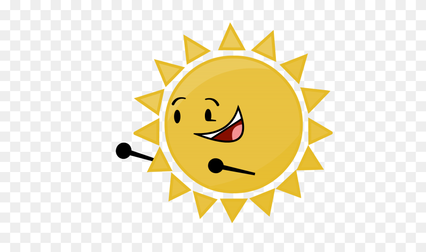 Image - Happy Sun PNG